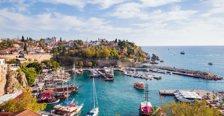 6 Days Cappadocia and Antalya Tour