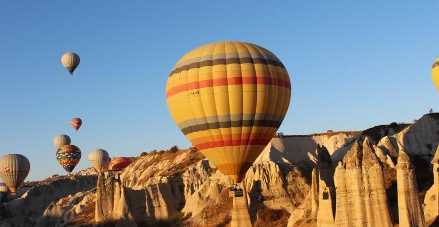 Cappadocia Comfort Balloon Flight