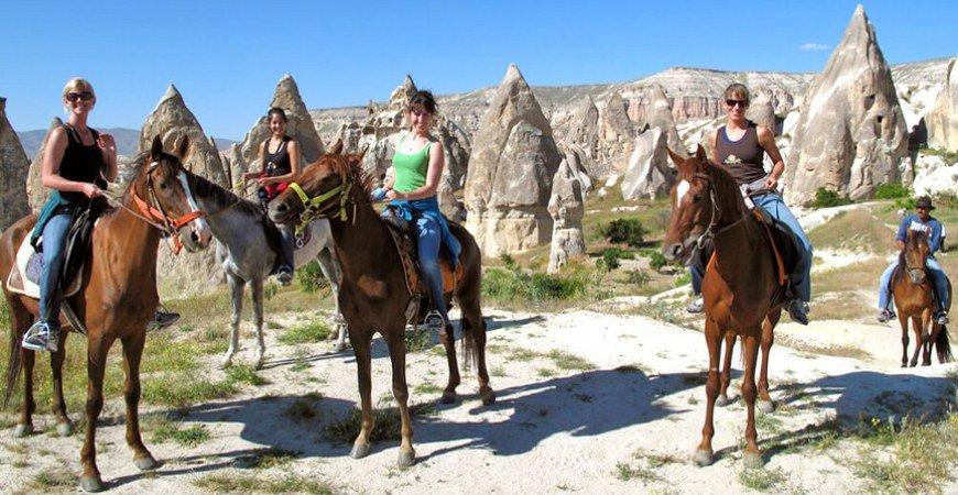 Cappadocia Horseback Riding Experience
