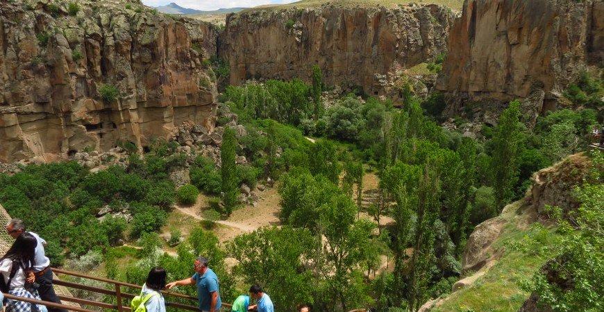Private Cappadocia Green Tour