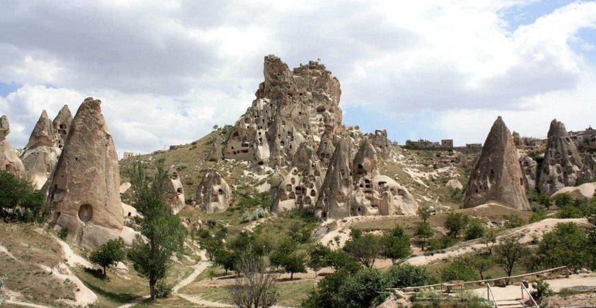 Antalya to Cappadocia Tour
