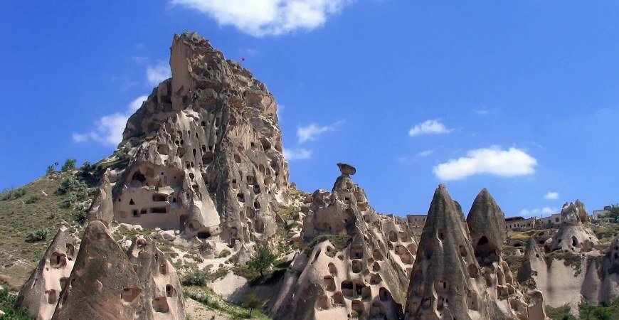 1 Day Cappadocia Tour from Istanbul with Optional Balloon Flight