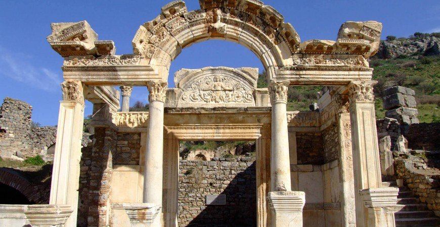 Ancient Ephesus Day Tour From Izmir Airport Ephesus Tours From Izmir Airport
