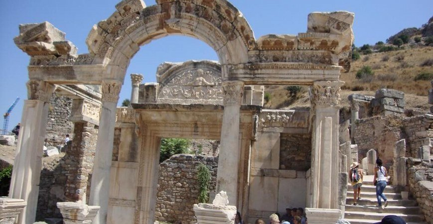 Ephesus Tours from Kusadasi Cruise Ship Port - Kusadasi ...