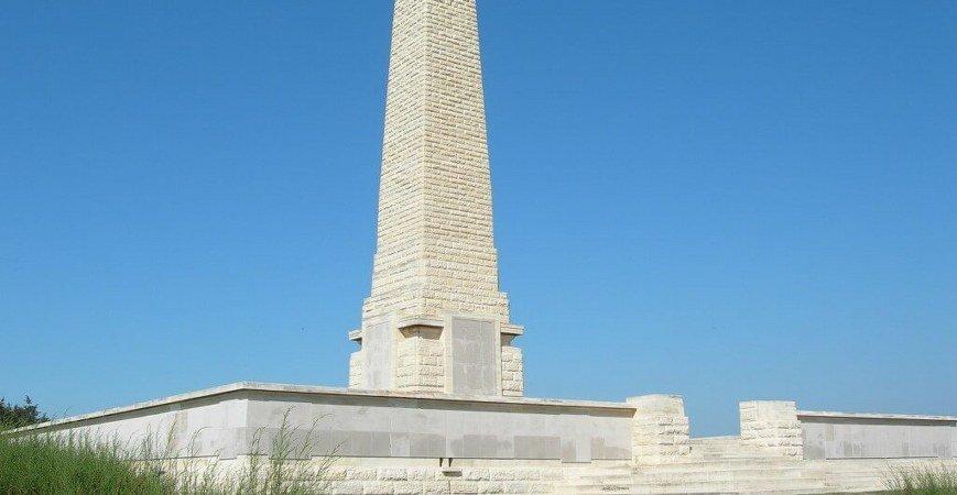 Cape Helles Memorial Gallipoli Tours From Eceabat