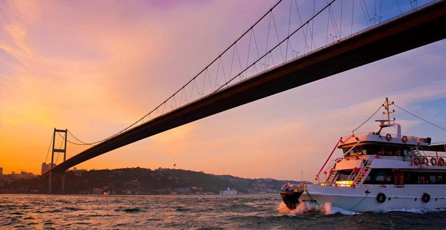 Bosphorus Cruise & Seven Hills Tour of Istanbul