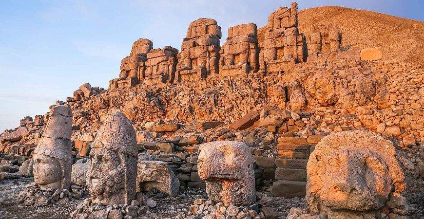 3 Days Nemrut & Harran Tours From Cappadocia