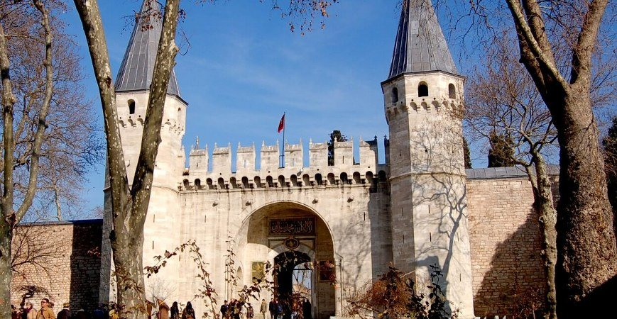 Istanbul Ottoman Relics Tour With Topkapi Palace & Sultans Tombs