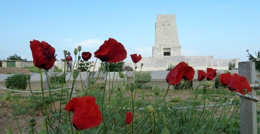 Gallipoli and Troy Day Tour From Eceabat