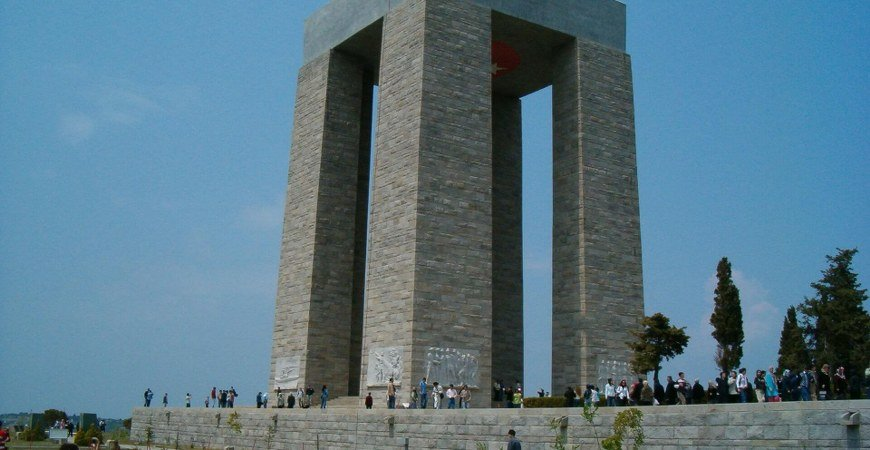Cape Helles Cemeteries Gallipoli Tour From Canakkale