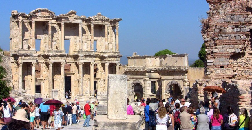 Ephesus and Pamukkale Tours from Bodrum