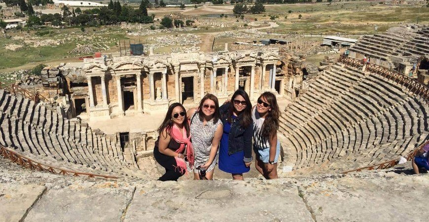 3 Days Istanbul to Ephesus and Pamukkale Tours