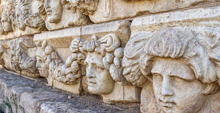 Pamukkale to Aphrodisias Tour