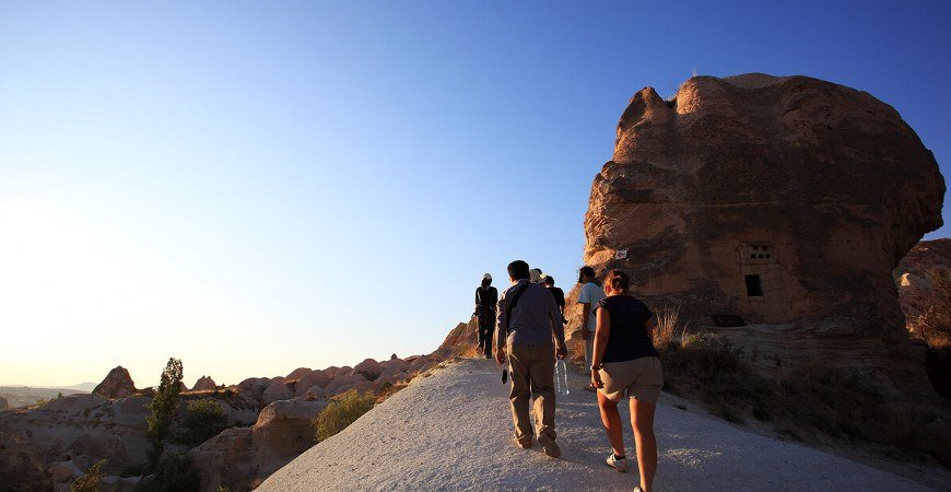 1 Day Private Cappadocia Tour from Istanbul