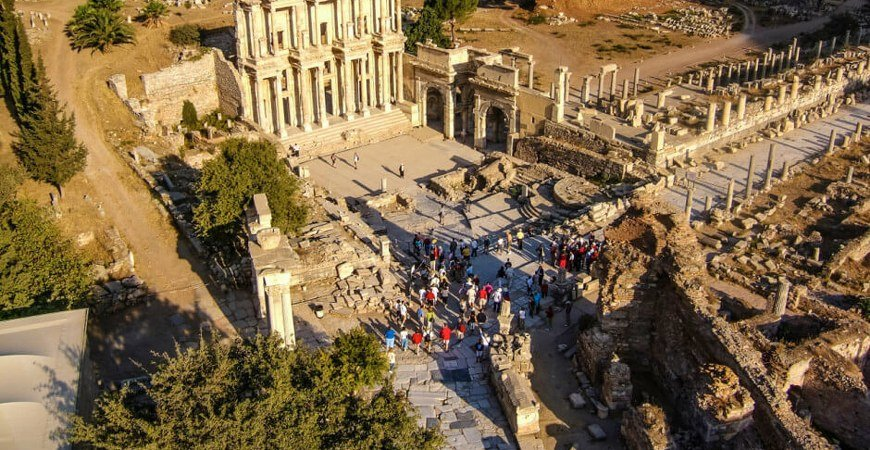 Istanbul to Ephesus and Pamukkale Tours to Bodrum