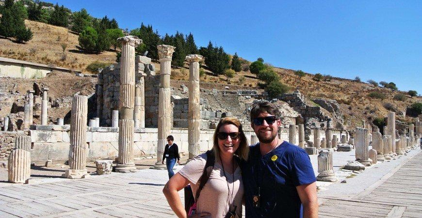 5 Days Ephesus Pamukkale and Cappadocia Tours