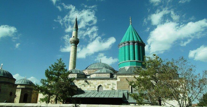 Antalya to Cappadocia Tour Package included Konya