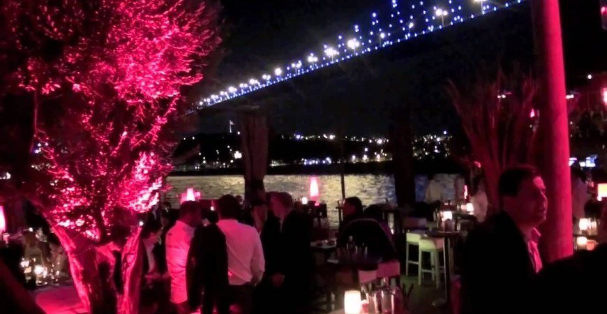 Reina Nightclub New Years Party Istanbul