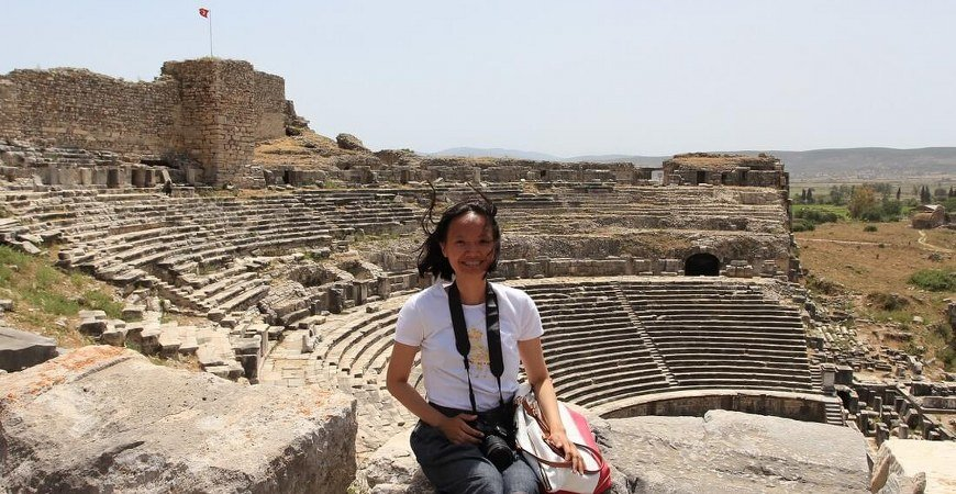 Didyma Miletos and Priene Day Tour From Selcuk