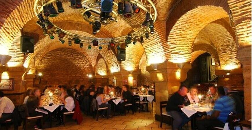 New Year Party at Tashan Arkat Restaurant & Night Club Istanbul