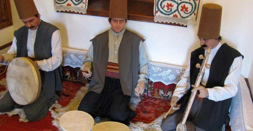 Konya Mevlana Museum