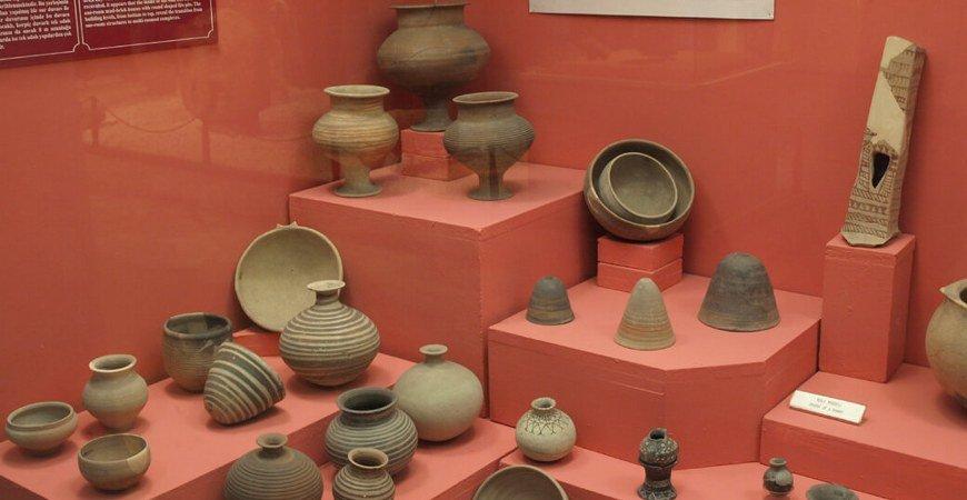 Urfa Museum and Tokat Museum