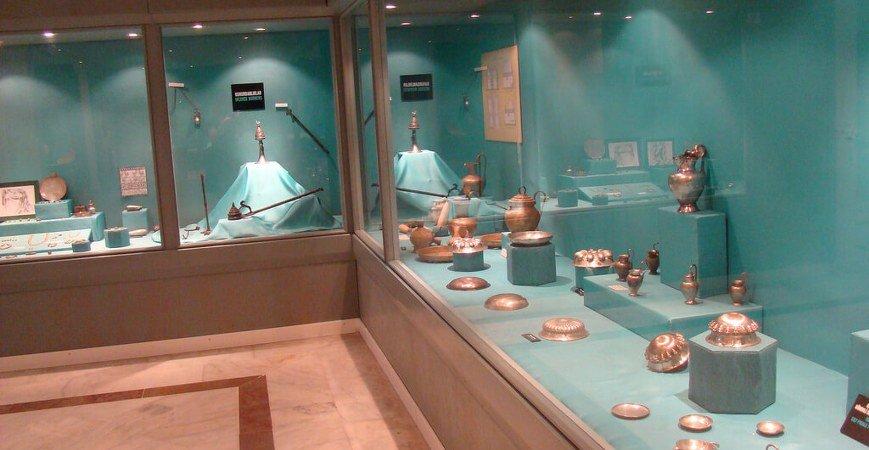 Usak - Van - Zonguldak and Amasra Museums